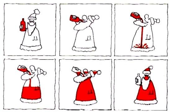 vtipné obrázky k vánocům Vánoce na horách   SSPK vtipné obrázky k vánocům